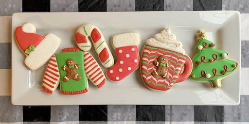Christmas Beginner Cookie Class - Spring  Hill