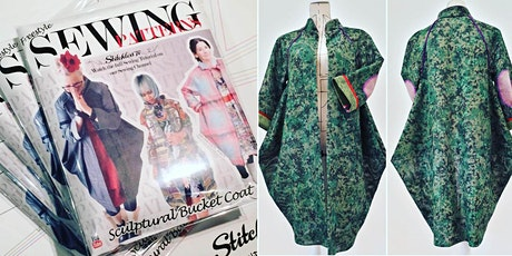 Sew your own 'Sculptural Bucket Coat' with Tree from Stitchless TV tickets