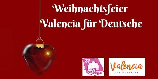 Weihnachtsfeier Valencia für Deutsche