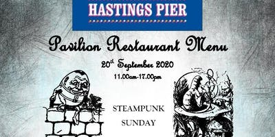 Steampunk Sunday Pavilion Restaurant