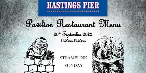 Steampunk Sunday Pavilion Restaurant