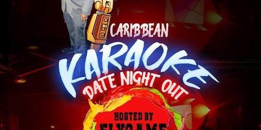 Caribbean Karaoke Date Night Out!