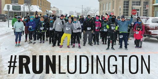 2020 #RunLudington Race Series - New Year's Resolution Run 5k