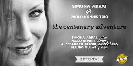 Simona Arrai & Paolo Nonnis Trio - Live at Jazzino biglietti