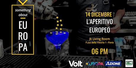 L'Aperitivo Europeo biglietti