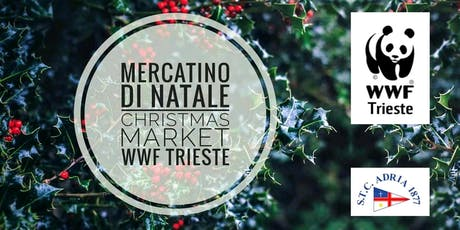 Mercatino di Natale 2019 WWF Trieste • Christmas market biglietti