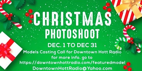 Christmas Photoshoot tickets