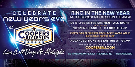 Drop the Ball NYE 2020 tickets