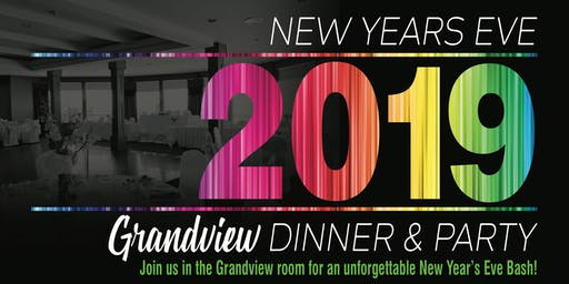 New Years Eve Grandview Dinner and Party