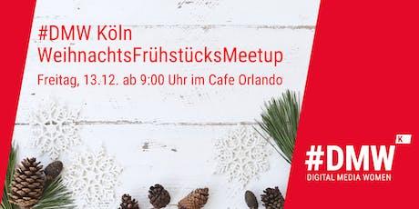 #DMWk FrühstücksMeetup | Köln Tickets