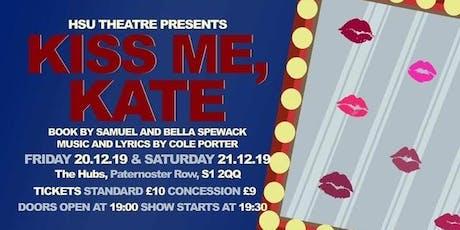 Kiss Me, Kate! tickets