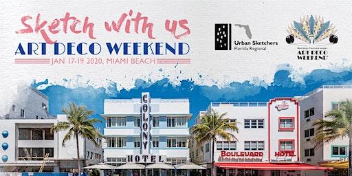 2020 USk Florida Regional ART DECO Weekend Sketchw