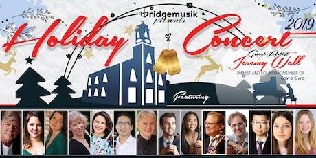BridgeMusik Presents Holiday Concert 2019 tickets