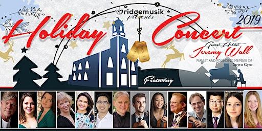 BridgeMusik Presents Holiday Concert 2019