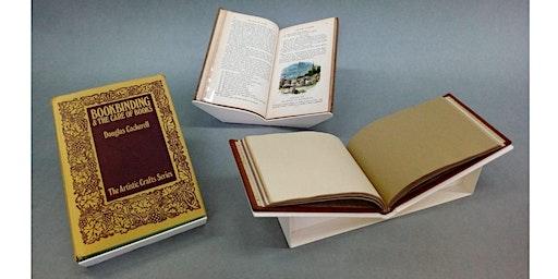 Re-run Workshop: Making Bespoke Book Cradles for Exhibitions