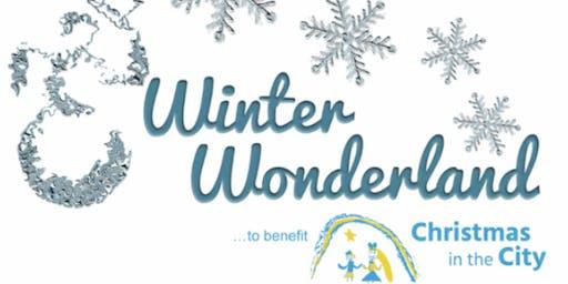 Winter Wonderland - To Benefit Christmas in the City - Indoor Amusement Park