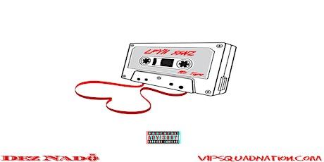 Sagittarius SZN19 x LPYH SSNZ 90s Tape Album Release tickets
