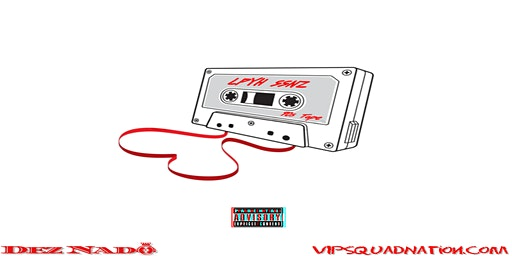 Sagittarius SZN19 x LPYH SSNZ 90s Tape Album Release