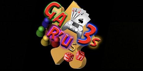 Gam3s R' Us Social tickets