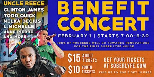 Sober Lyfe Benefit Concert