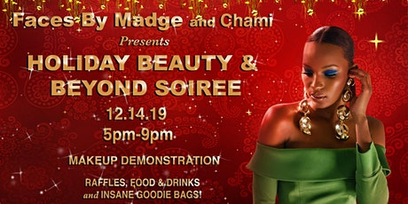 Holiday Beauty and Beyond Soir`ee   tickets