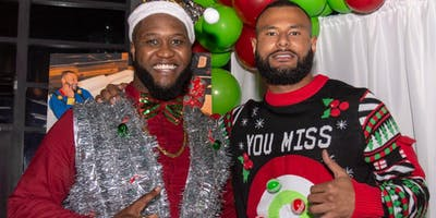 Julian Riley and Louis Murphy present Ugly Sweater Party &Toy Drive 2019