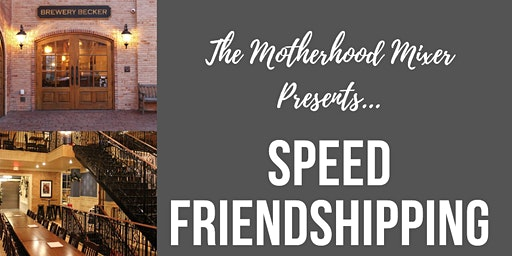 The Motherhood Mixer Speed Friendshipping