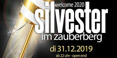 "Silvester Party ""Welcome 2020\"""