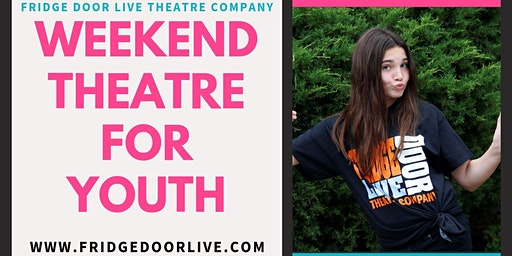 SUNDAY AFTERNOON THEATRE For Youth Grade 4-10