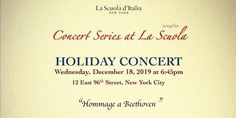 Adelphi Piano Trio in Concert tickets