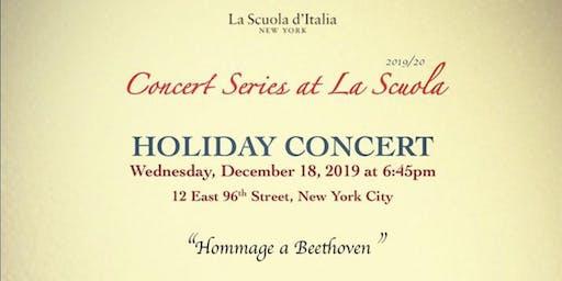 Adelphi Piano Trio in Concert