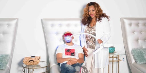Flint Teeth Whitening Pop-Up! Whiten With CardiB's Dentist Dr. Austin