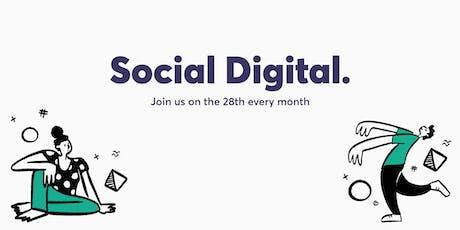 Social Digital tickets
