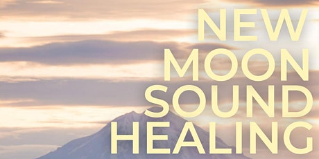 New Moon Sound Healing tickets