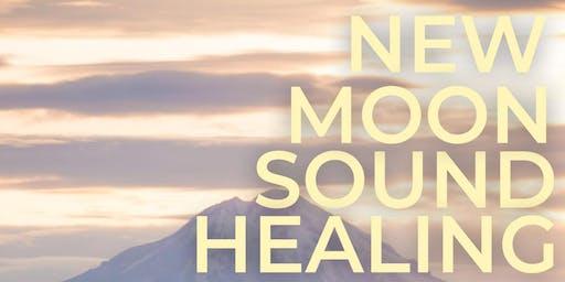 New Moon Sound Healing