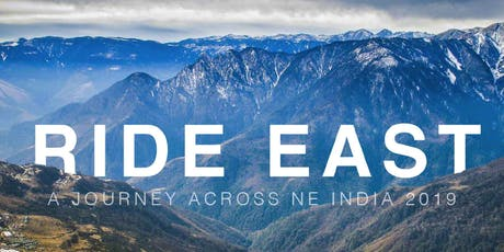Ride East to Promote the 17 Global Goals in North East India! tickets