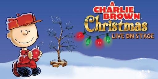 Charlie Brown Christmas LIVE