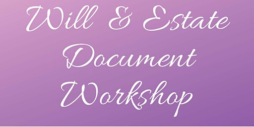Bel Air Will & Estate Document Workshop