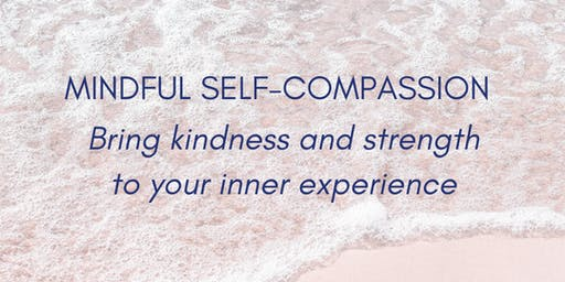 Mindful Self Compassion 8-week Course