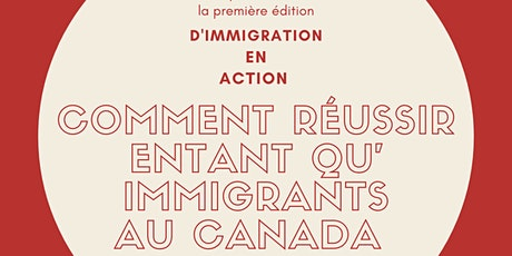 IMMIGRATION EN ACTION billets