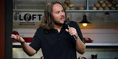 DC Comedy Loft presents Zoltan Kaszas (Dry Bar Comedy, Edinburgh Fringe) tickets