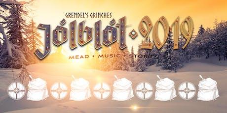 Grendel's Grinches: JOLBLOT 2019 tickets