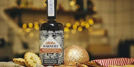 Mince Pie Masterclass with Warner's Christmas Cake Gin tickets