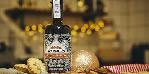 Mince Pie Masterclass with Warner's Christmas Cake Gin