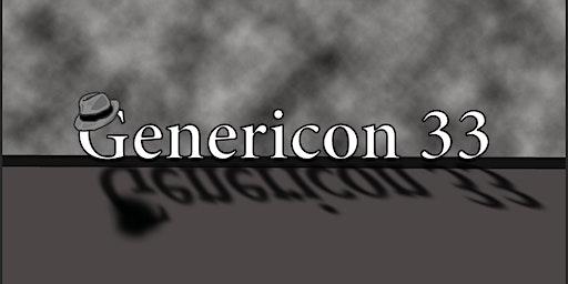 Genericon XXXIII
