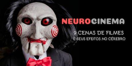 NEUROCINEMA: 9 Cenas de Filmes e seus efeitos no Cérebro | PALESTRA ingressos