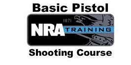NRA Basics of Pistol Shooting Course
