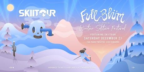 Full Blüm Winter Solstice Festival w/ Skii Tour tickets