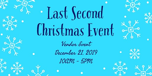 Last Second Christmas Event