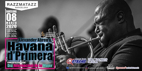HAVANA D'PRIMERA en concierto, especial Dia Internacional de la Mujer entradas